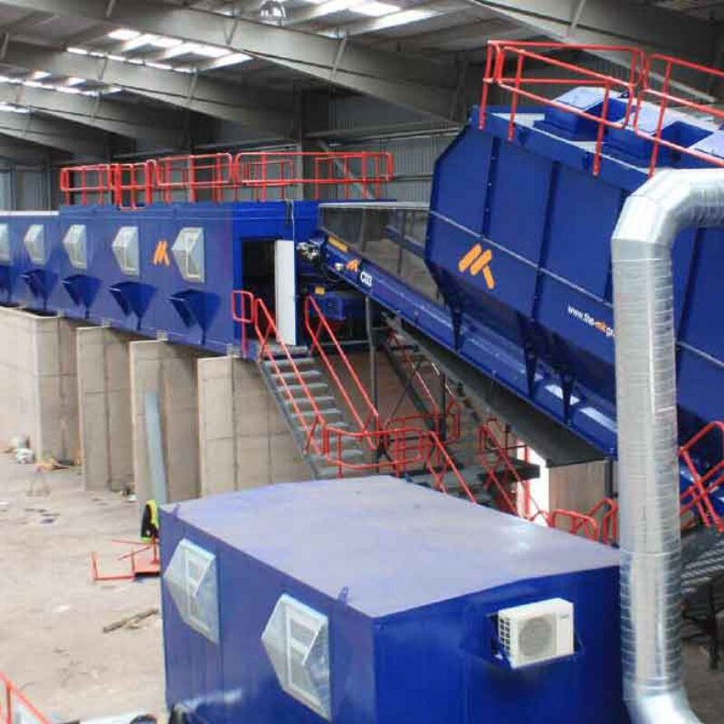 Our New Materials Recycling Facility (MRF)